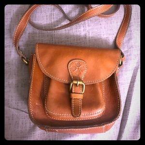 Patricia Nash Small leather Crossbody
